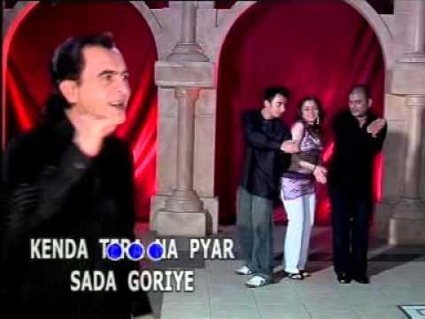 Fazal Dath - Jhoom Barabar Jhoom Sharabi (Karaoke)