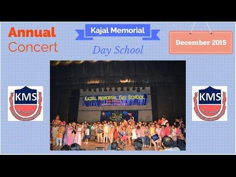 Kajal Memorial Day School (KMDS) Belgharia Annual Concert 2015