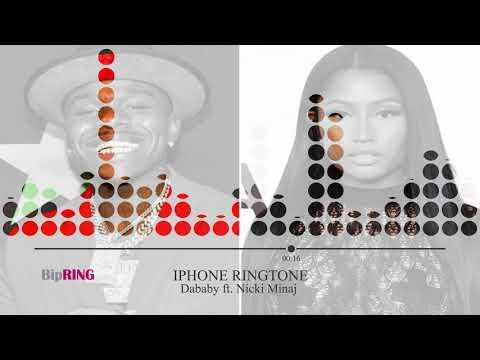 Dababy Ft. Nicki Minaj - IPHONE Ringtone ! Download Now !