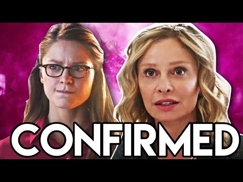 Supergirl Season 2 Cat Grant Returns CONFIRMED Breakdown