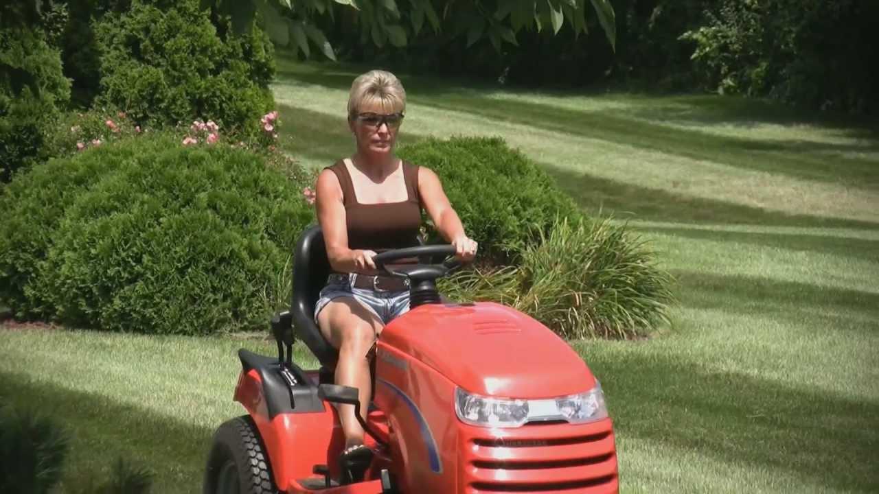 Darlene Anderson Loves Her Simplicity Broadmoor Lawn