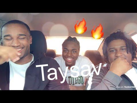 """TaySav """"Gang Members"""" REACTION!!"""