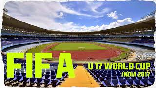 FIFA Under 17 World Cup India 2017, Theme Song Cover | Instrumental