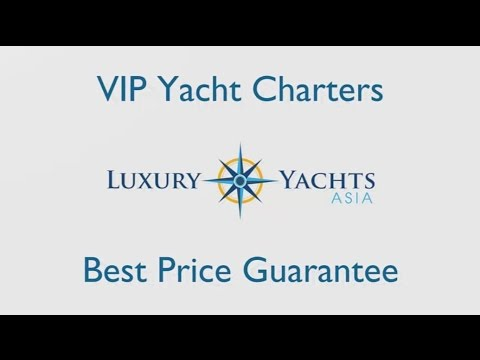 Luxury Yacht Charter Pattaya and other Exotic Destinations in Thailand