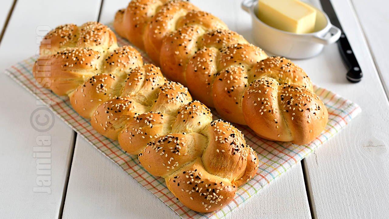Download Paine impletita | Braided Bread (CC Eng Sub) | JamilaCuisine