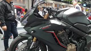 New Honda CBR 650R Furious Edition