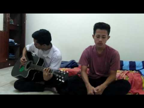 cover gitar menjaga hati ( yovie and nuno)