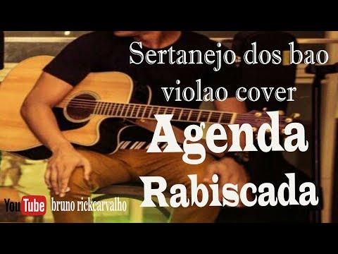 Violão Cover - Trechos sertanejos Eduardo Costa Agenda Rabiscada - brunorickcarvalho