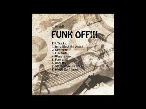 Cj Krabb EP Funk off