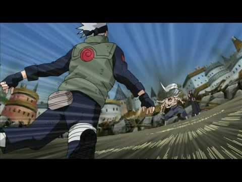 Kakashi vs. Pain (Kakashi's Death) - YouTube  Kakashi vs. Pai...