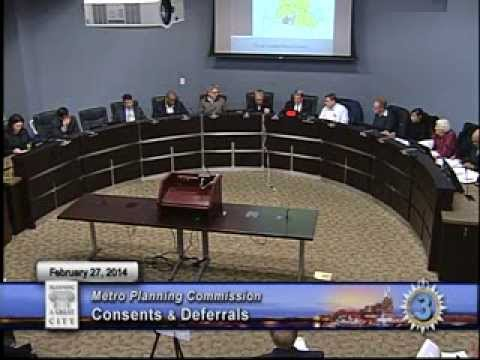 02/27/14 Metro Planning Commission Meeting