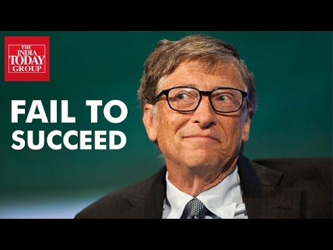 Bill Gates Inspiring Quotes Prove You Need To Fail Succeed