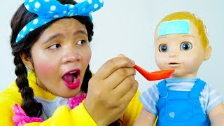Sick Song 4 - Children Songs & Nursery Rhymes