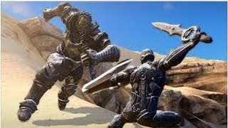 IGN Reviews - Infinity Blade III - Video Review (Video Game Video Review)