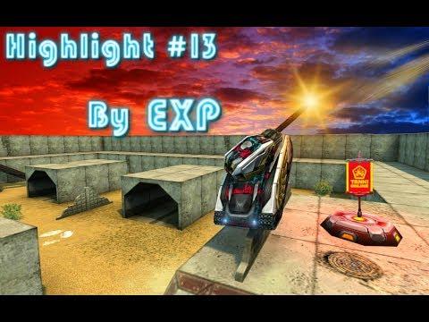 I'M Back TANKI ONLINE Highlight #13 By EXP