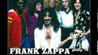 Frank Zappa -you didn