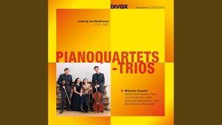 Piano Trio in E-Flat Major, WoO 38: III. Rondo: Allegretto