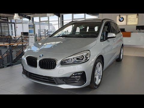 2019 BMW 218d Gran Tourer Modell Sport Line