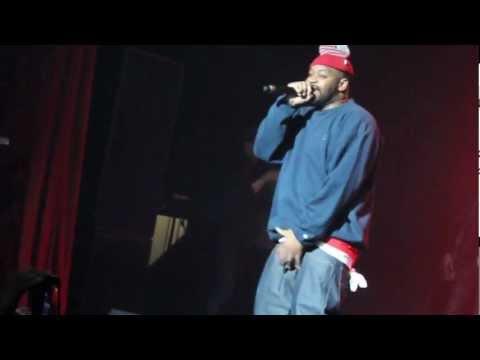 "WU BLOCK-""Crack Spot Stories""(Live In Toronto Feb/13/2013)"