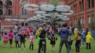 Dance of the Robot - Scanner's Inc & V&A Museum