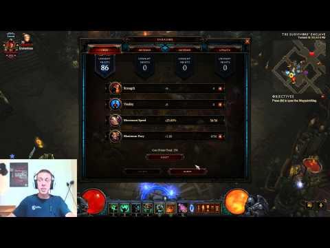 Diablo  Necromancer Beginner Build