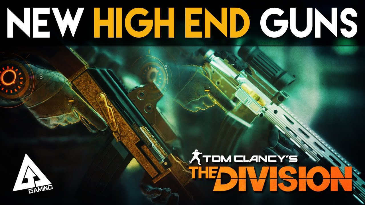 the division high end waffen