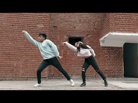 LAMBERGHINI - THE DOORBEEN Ft. RAGINI | DANCE BY CHIRAG × POOJA