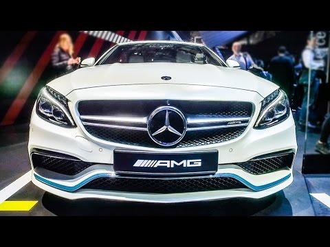 2017 Mercedes C63 S AMG Cabrio - 2017 Geneva Motor Show