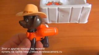 Щенячий патруль Зума Трансформер