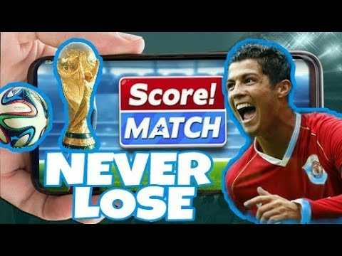 "NEVER LOSE!! | Win Every Match In ""Score Match"" New Football Game 2018 