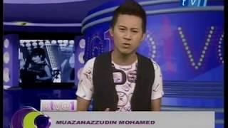 Diva@1 (RTM1) : Majlis Resepsi Cikgu izNaN & d.j NaZie KLfm 2009
