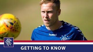 TRAILER | Scott Arfield | Getting To Know