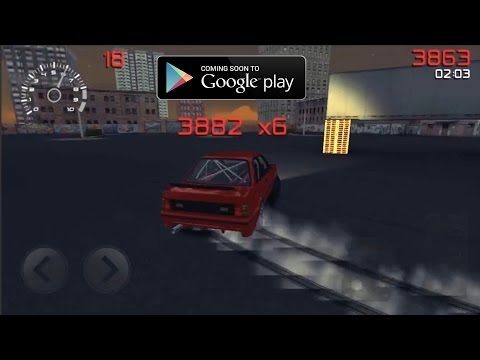 Real Drifting - Android Gameplay Trailer