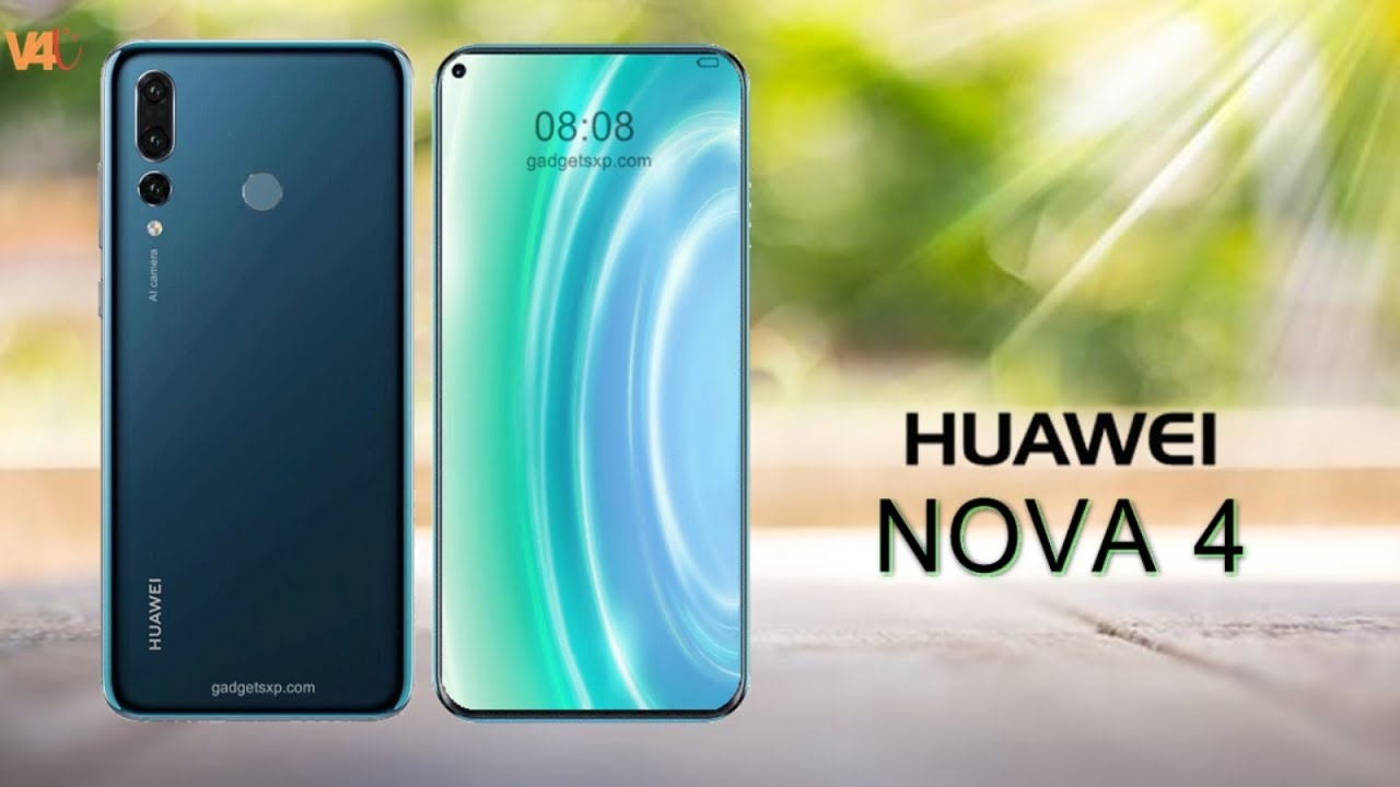 Huawei Nova 4 Release Date, Price, Official, First Look ...