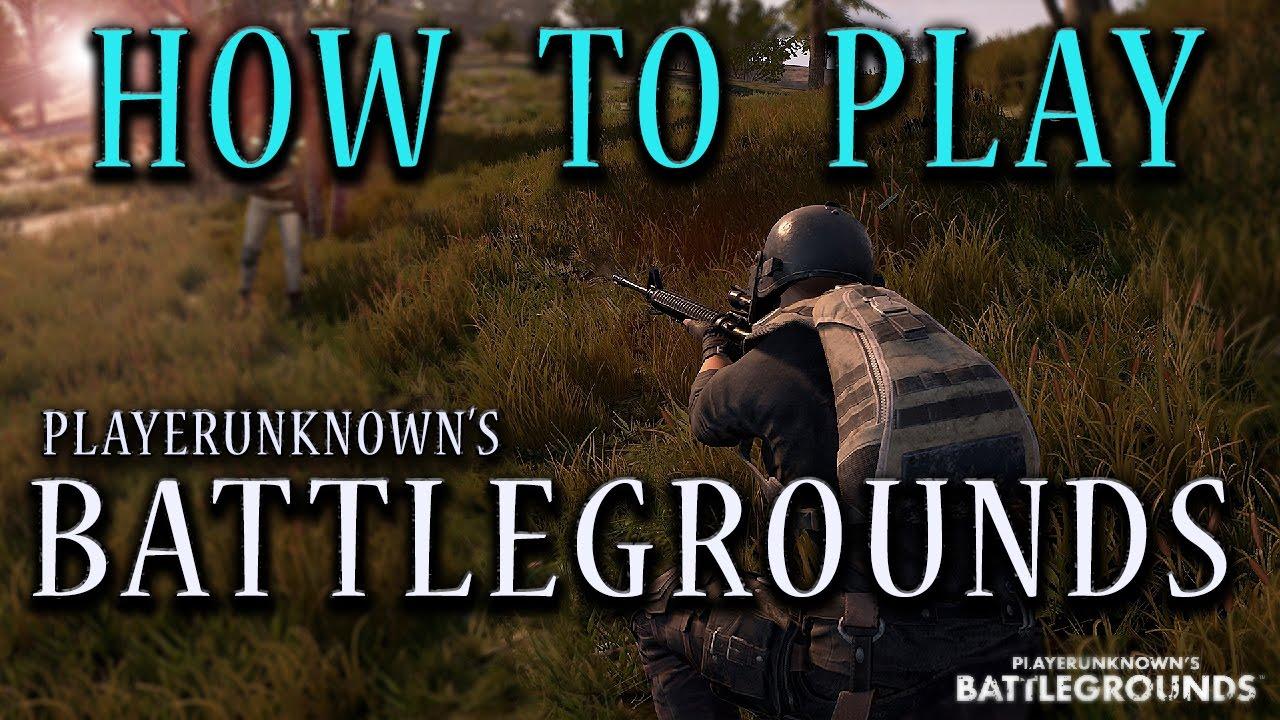 Beginner's Guide | Pro Tips | Playerunknowns Battlegrounds