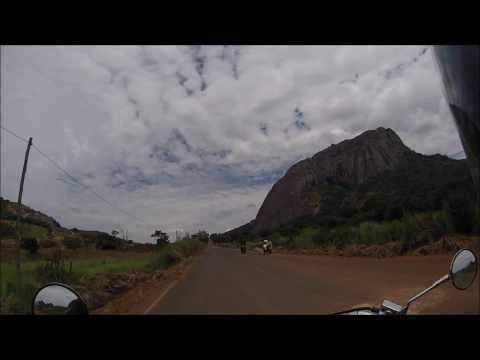 Waku Kungo to Alto Hama - Angola