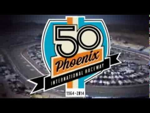 Happy Anniversary Message to PIR from Denny Hamlin