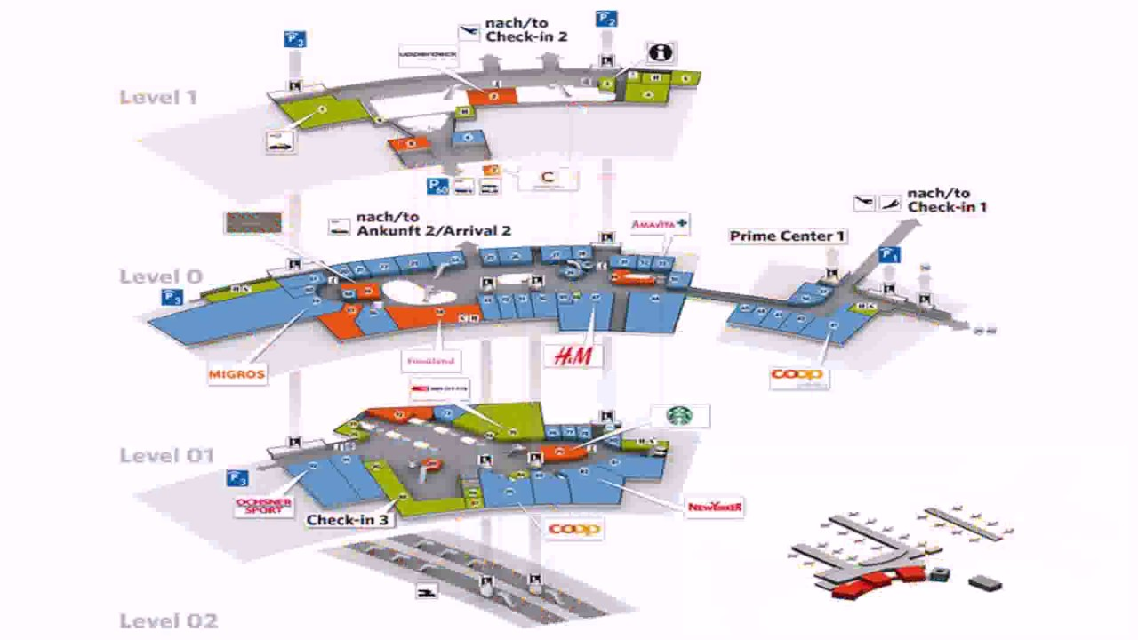 Airport Floor Plan Pdf Youtube