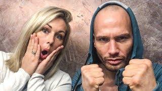 MMA-KAMPF: Hat Mina Angst??