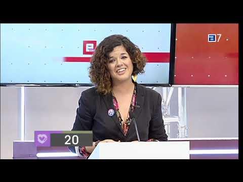 Minuto de oro de Sofía Castañón en el debate electoral de Tpa