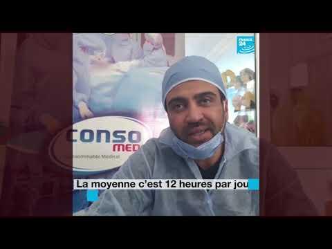 Coronavirus: En Tunisie, une entreprise de mobilise pour produire des masques