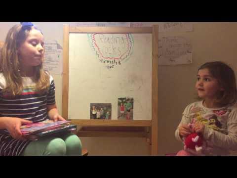 Hannah Joy's Reading Rocks Introduction