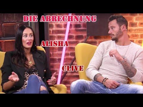 BACHELOR – Die Abrechnung Teil 2: Clive und Alisha im Live-Talk
