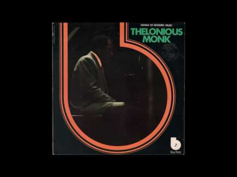 Thelonious Monk - Genius Of Modern Music (1952) full album