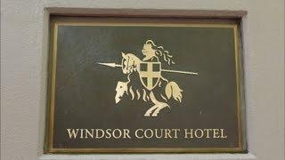 Windsor Court Hotel, New Orleans, LA