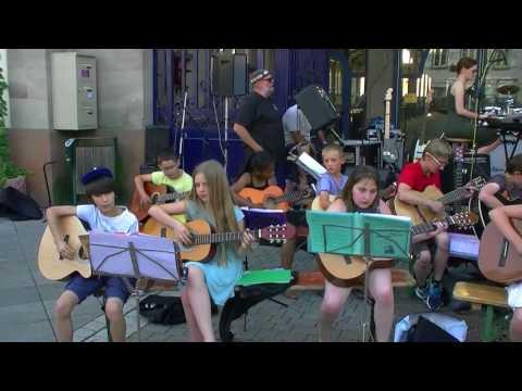 Fete de la musique 2017 - Doare music academy - Haguenau