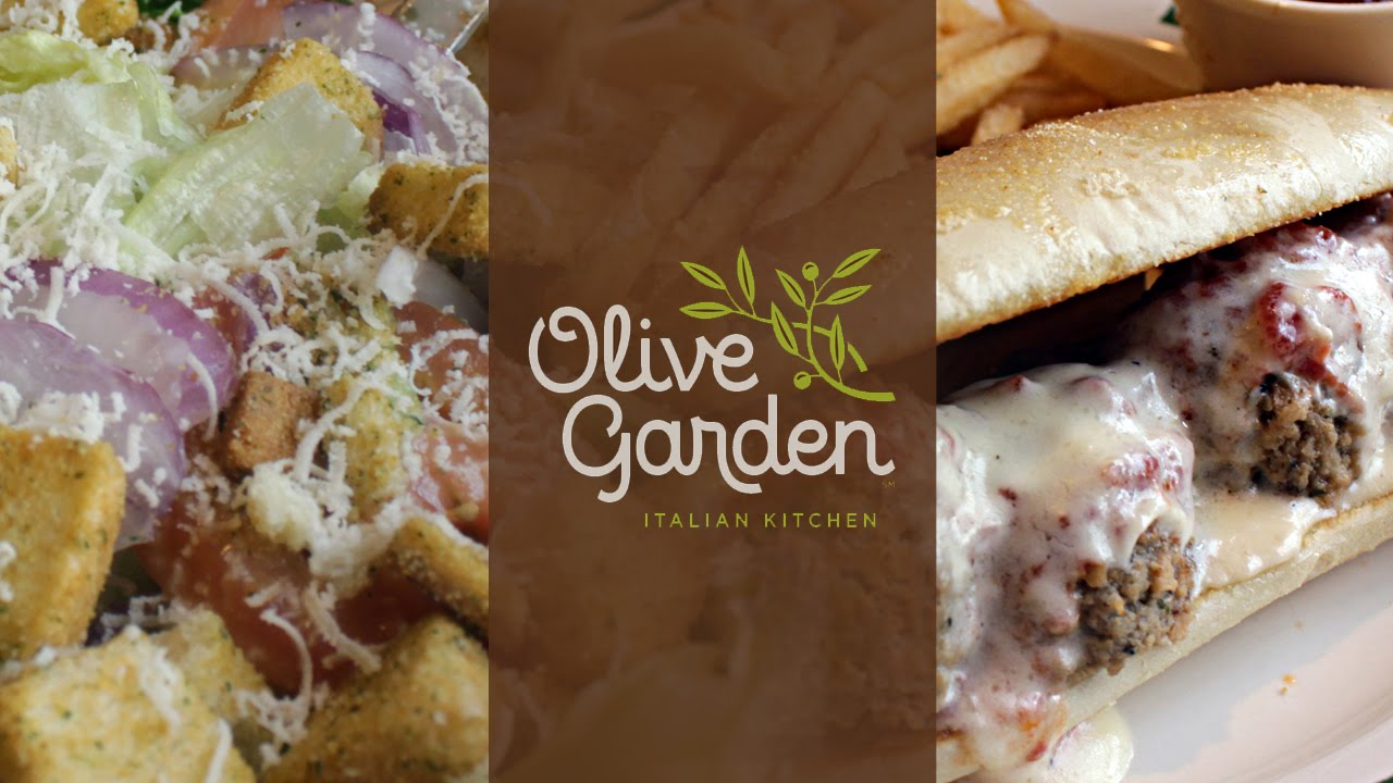 Tasty Thursday: Olive Garden Lunch Duo Episode 2 - YouTube