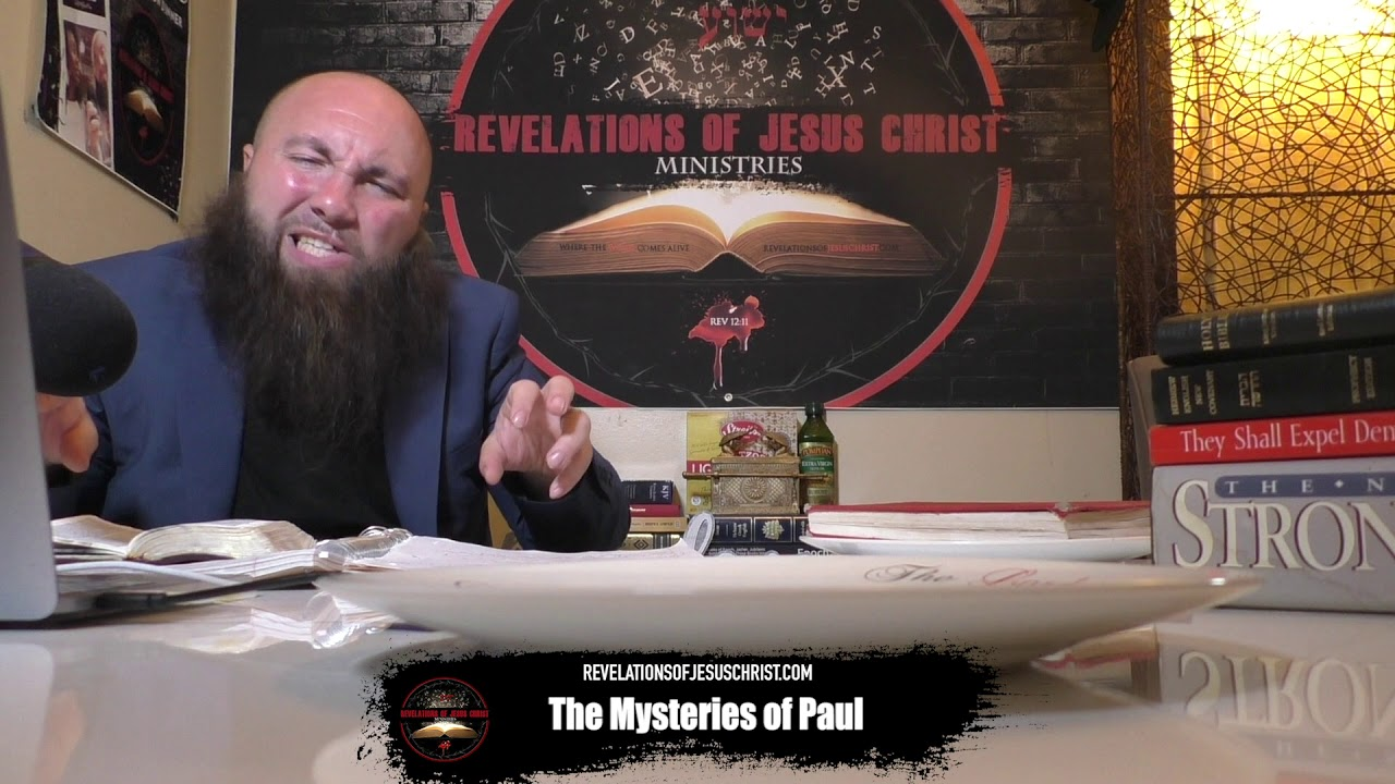 The MYSTERIES of PAUL the Apostle