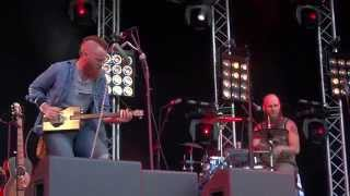Ben Miller Band - Get Right Church - Roots in the Park 2015 - Utrecht