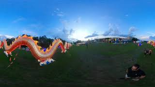 360 Lantern Festival Dragon